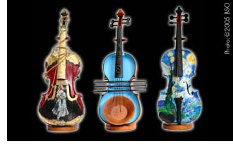 Visual Violins