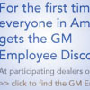 GM Employee Discount